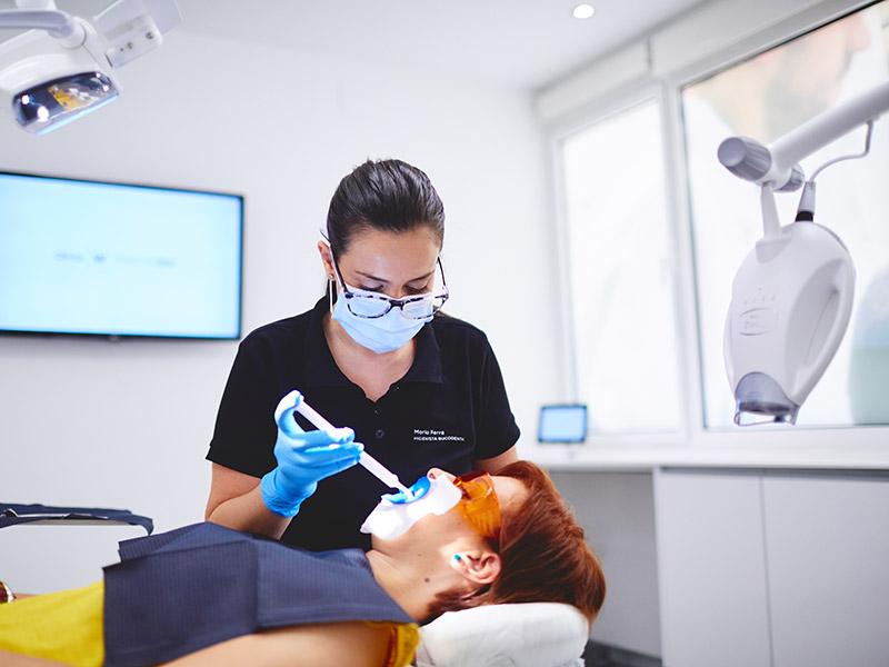 Consejos blanqueamiento dental