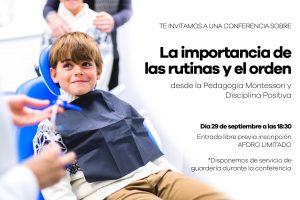 Conferencia rutinas