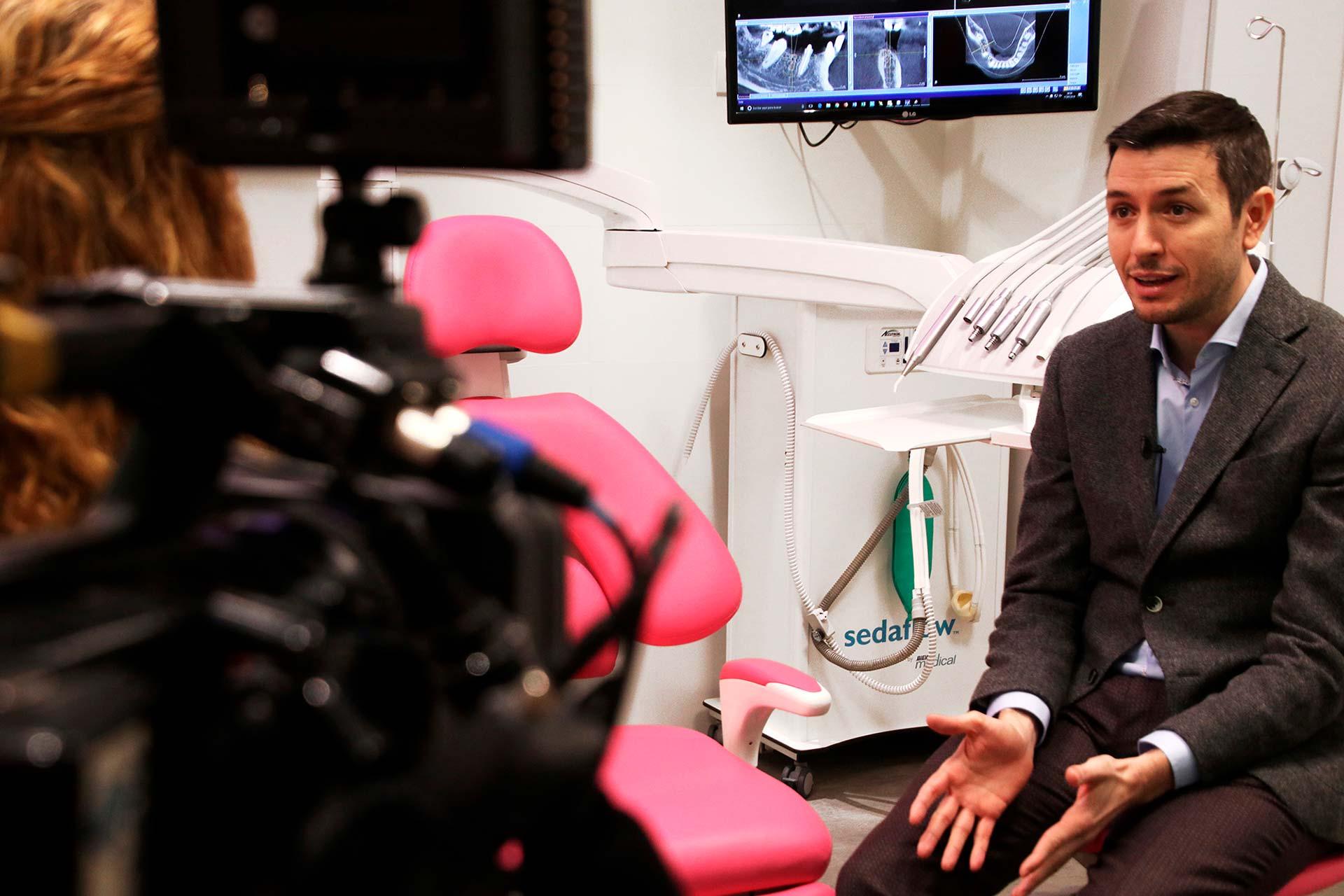 La Clínica Dental Primitivo Roig en Levante TV